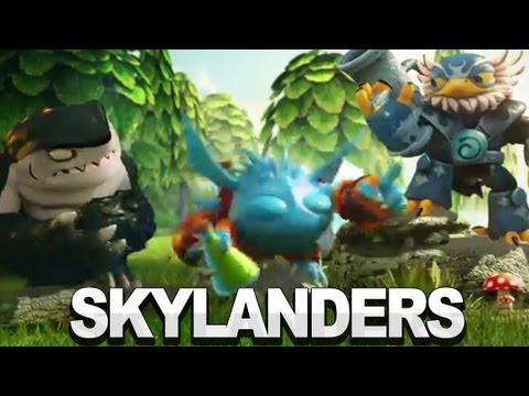Skylanders Giants Trailer - E3 2012