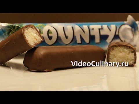 Калорийность шоколада и конфет