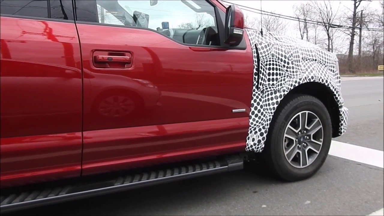 Ford F-150 Hybrid, PHEV Spotted Testing - Dauer: 31 Sekunden