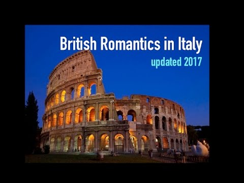 Romantic Poets in Italy (2017)