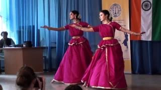 TARANA DARBARI,music by Pt Birju Maharaj,choreography by Raghav Raj Bhatt
