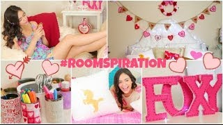 DIY Room Decorations for Valentine's Day & more! Thumbnail