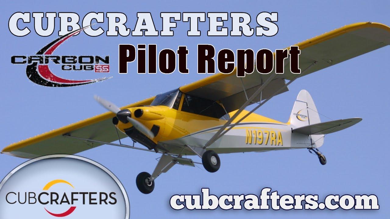 Cubcrafters Carbon Cub Ss Pilot Report Aircraft Review