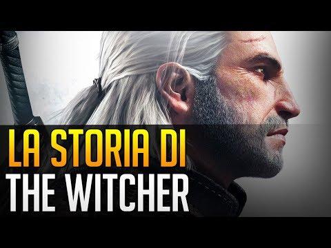 La storia di The Witcher - PUNTO DOC