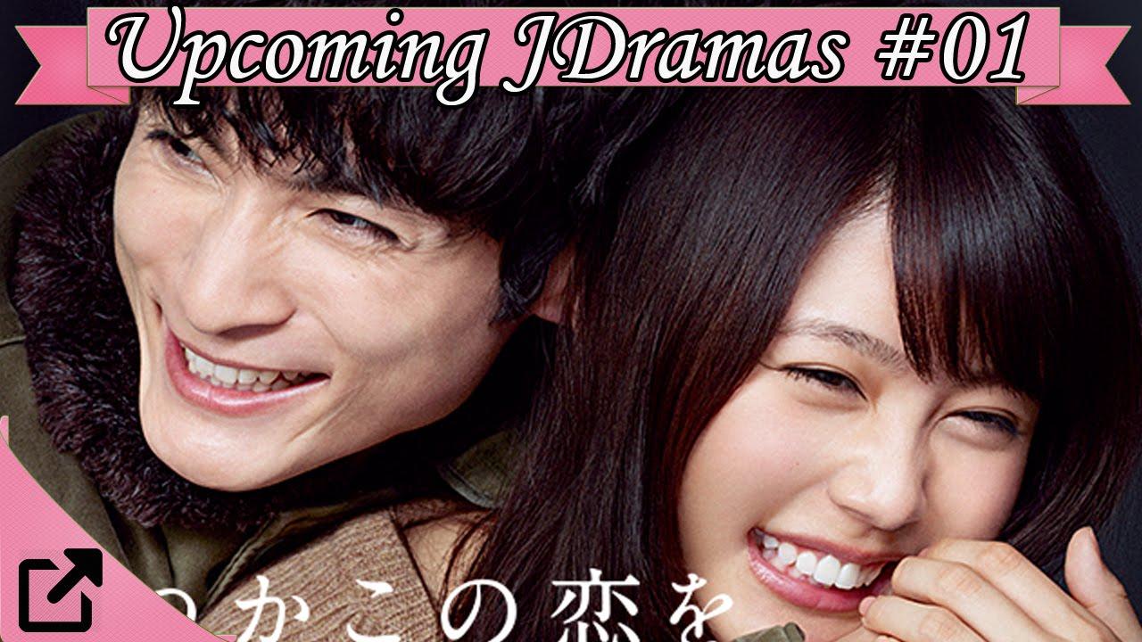 J Drama Amazing upcoming japanese dramas 2016 (#01) january - youtube