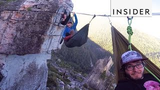 Hammocks Hang at Extreme Heights thumbnail