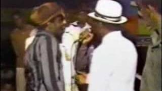 Tenor Saw, Burro Banton, Cutty Ranks, Supercat live 1985