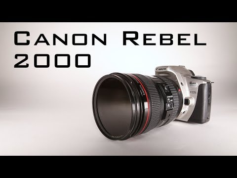 Canon EOS Rebel 2000 First Impressions | Days of Knight 170822.2-062