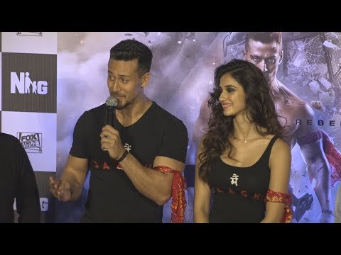 UNCUT - Baaghi 2 Trailer Launch | Tiger Shroff | Disha Patani