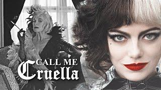Cruella de Vil • Call Me Cruella