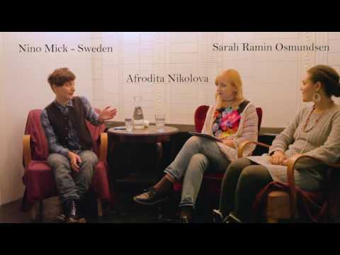Spoken word! Perspectives from Norway, Macedonia and Sweden