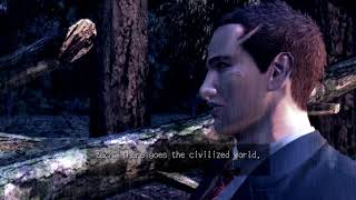 Testing Deadly Premonition (XBox 360) on Xbox One X