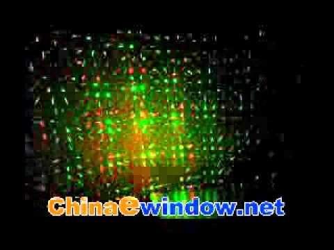 dynamic sound activated mini laser stage light for ktv party xr054a flv