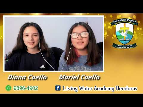 Proyecto Musical: Aniversario 21 Living Water Academy.