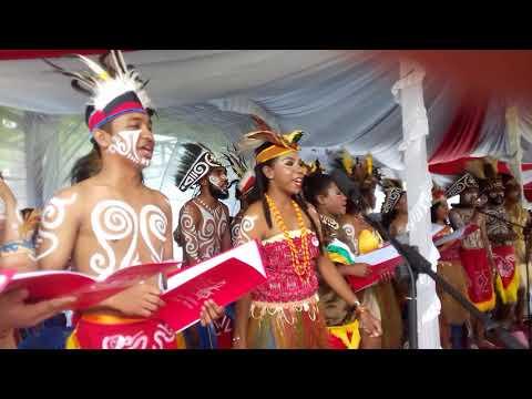 Gita Bahana Papua Barat - Raipu Adidu
