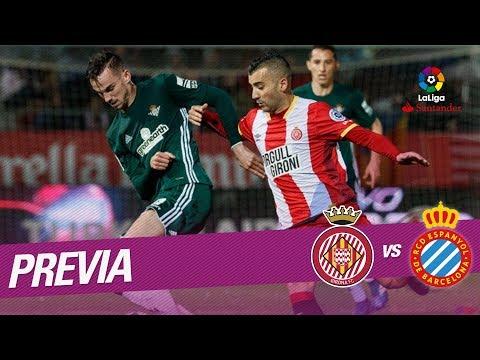Previa Girona FC vs RCD Espanyol