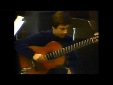 Claude Bolling's Concerto For Classical Guitar And Jazz Piano