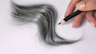 This Tip Will Bring Your Drawings To Life Drawing Realistic Hair And Figure Studies MP3