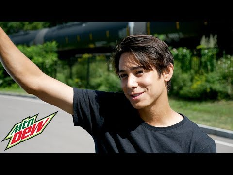 Sean Malto and Friends Skate Vermont | Mountain Dew
