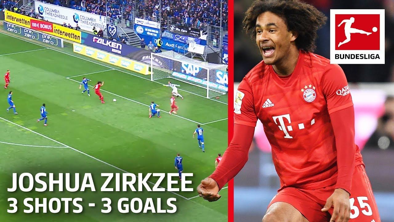 Scouting Report Joshua Zirkzee Bayern Munich S Next Generation Marksman