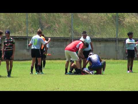 KLS vs KL Tigers 1st Half - 2017 Allied Pickford Rugby 15, Epson College Malaysia