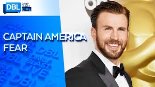 Chris Evans Shares Battle with Anxiety