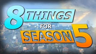 8 Things I Hope For In SMITE Season 5
