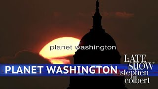 Planet Washington: The Senate Majority Leader