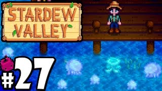 Stardew Valley Gameplay Walkthrough PART 27 - Fall Season, Dance of the Moonlight Jellies, New Crops