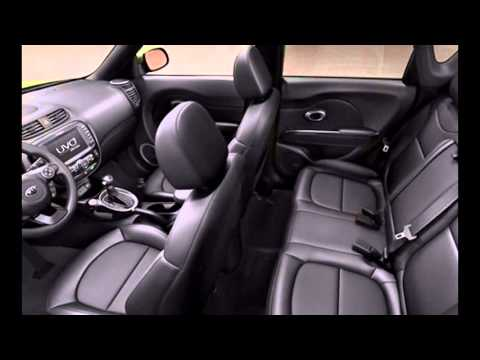 Kia Soul Ev >> 2015 KIA Soul Interior - YouTube