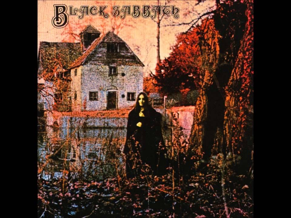 Black Sabbath Kappaleet