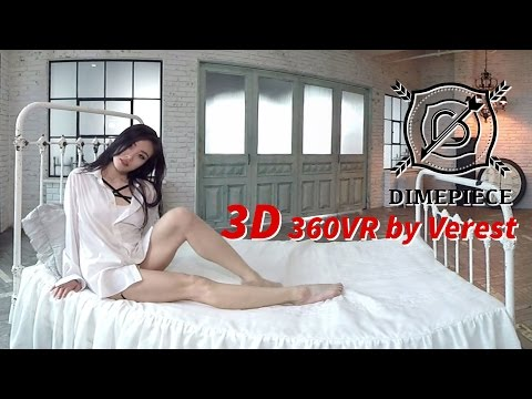 [3D 360 VR] Diempiece's 'Hello Hello - Sexy Dance Version' 3D Teaser