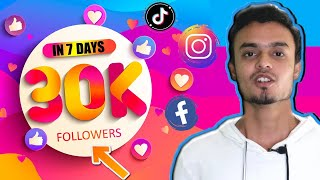 How to increase INSTAGRAM REAL FOLLOWERS | Get Real Followers on INSTAGRAM without login