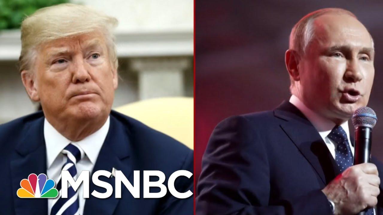 The Latest: Trump tweets grievances as McCain service nears