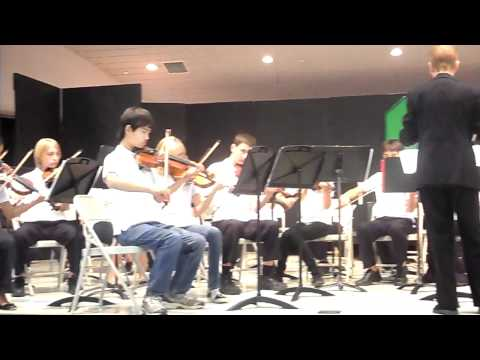 Arirang, performed by the Margarita Middle School Orchestra.
