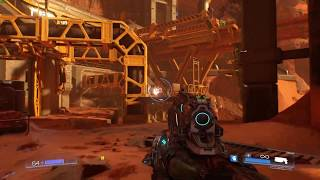 Doom PC Gameplay Max Setting (Ultra) GTX 1060 60FPS