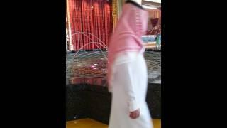 NPN - Burj Al Arab Hotel - Dancing Fountain - Dubai 2016