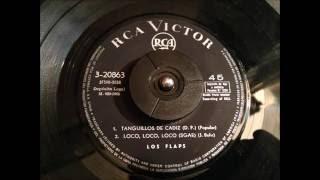 Los Flaps - Tanguillos de Cádiz (1965) Instrumental Spain