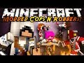 Minecraft Mini-Game : MODDED COPS N ROBBERS! ASSASSIN'S CREED!