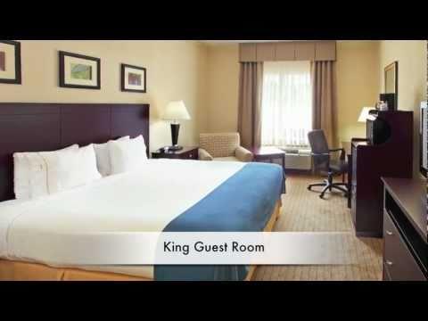 holiday inn express hotel fort smith executive park fort. Black Bedroom Furniture Sets. Home Design Ideas