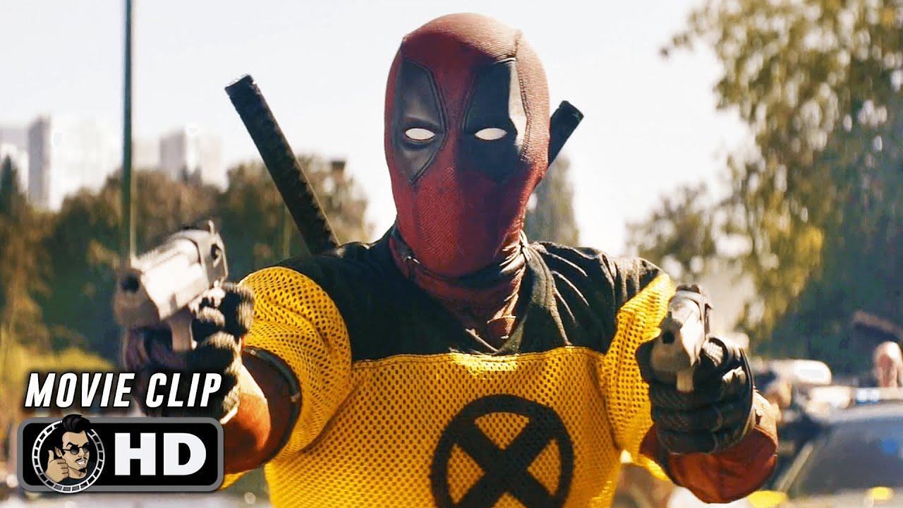 "Download DEADPOOL 2 Clip - ""Deadpool vs. Firefist"" (2018)"