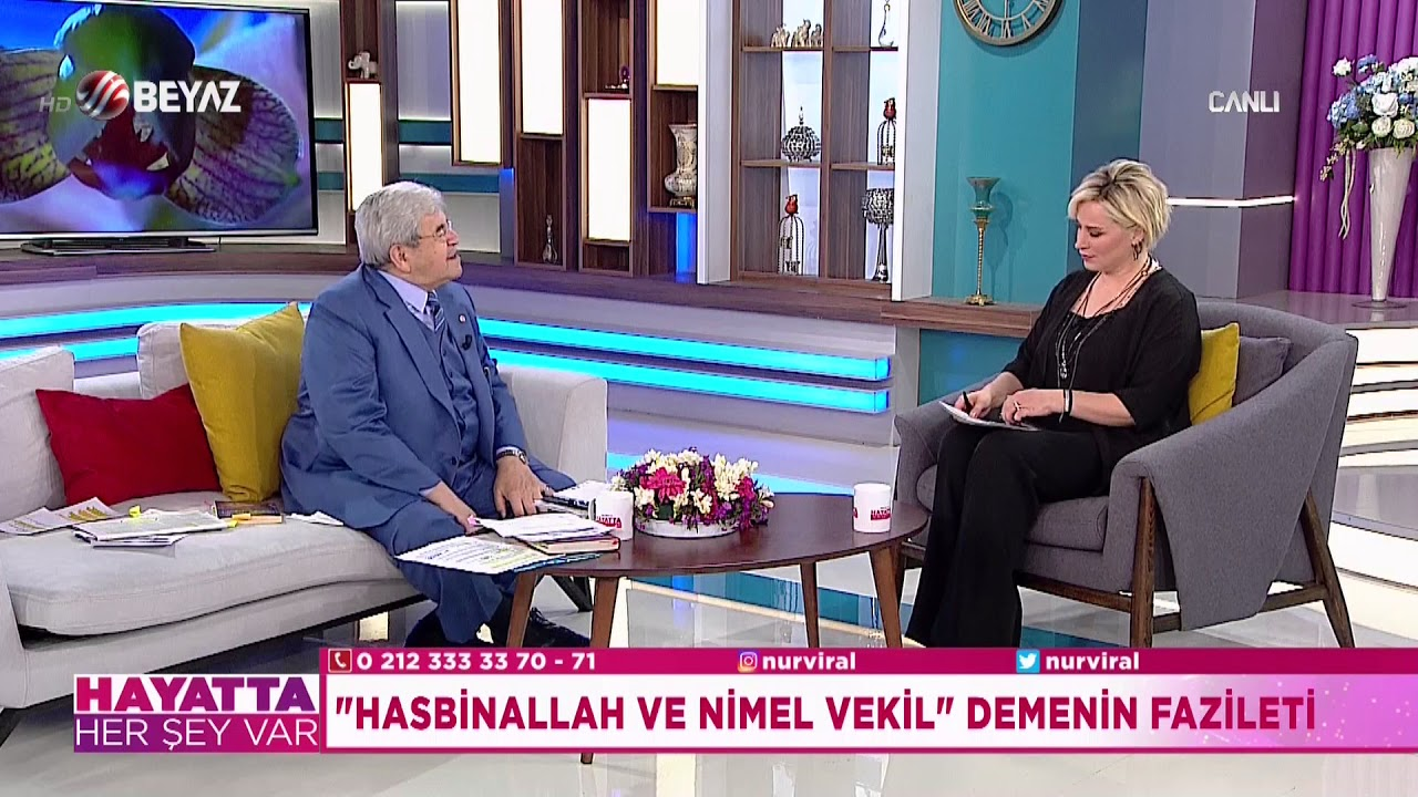 Opprinnelig Hasbinallahi Ve Nimel Vekil' demenin fazileti - YouTube QL-58