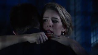 """Oliver & Felicity   """"I would have said yes."""" & """"I love you."""" scene {WITHOUT BG MUSIC} 4x09"""