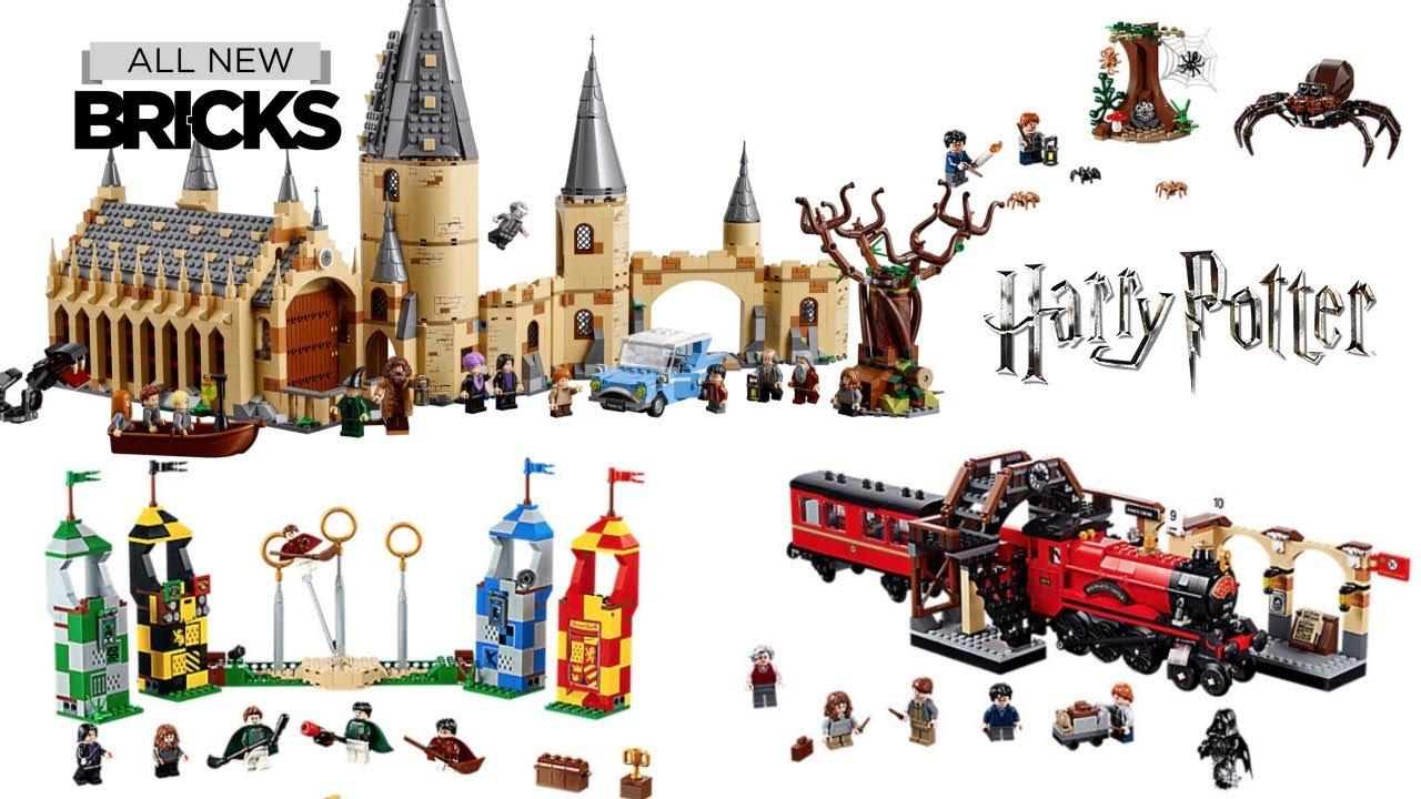 LEGO is bringing new Harry Potter sets to Toy Fair ... |Harry Potter Impulse Lego Sets
