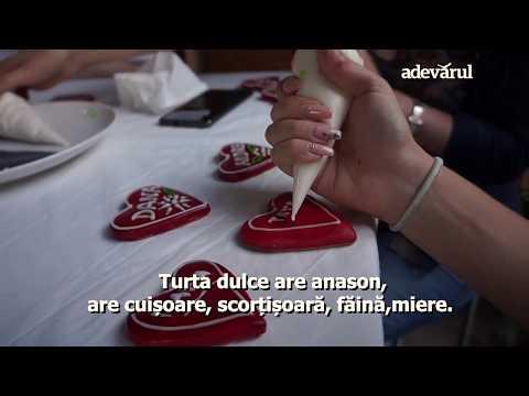 Rețeta de turtă dulce, veche de 400 de ani