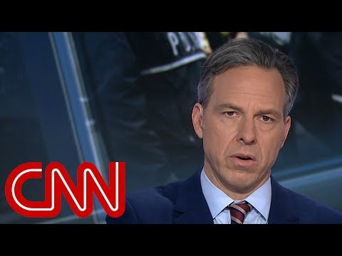 Jake Tapper rolls the tape on Trump's call for civility