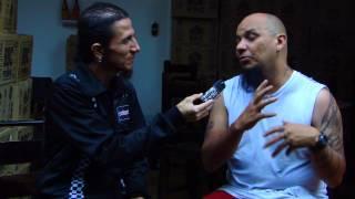 Entrevista Vanegas Blues - Radio Cruda