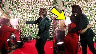 Gurmeet Choudhary Sweet Gesture Towards Female Reporter At Kapil Sharma Wedding Reception