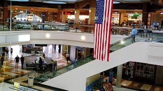 Exploring Winston Salem, NC: Hanes Mall