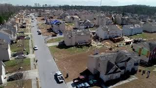 Atlanta Tornado Aftermath